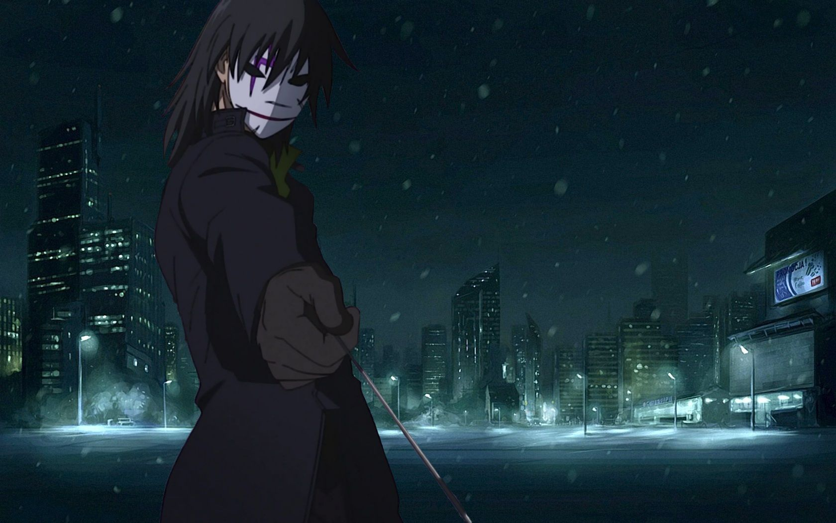Anime Darker Than Black Wallpaper Black Wallpaper Anime Anime