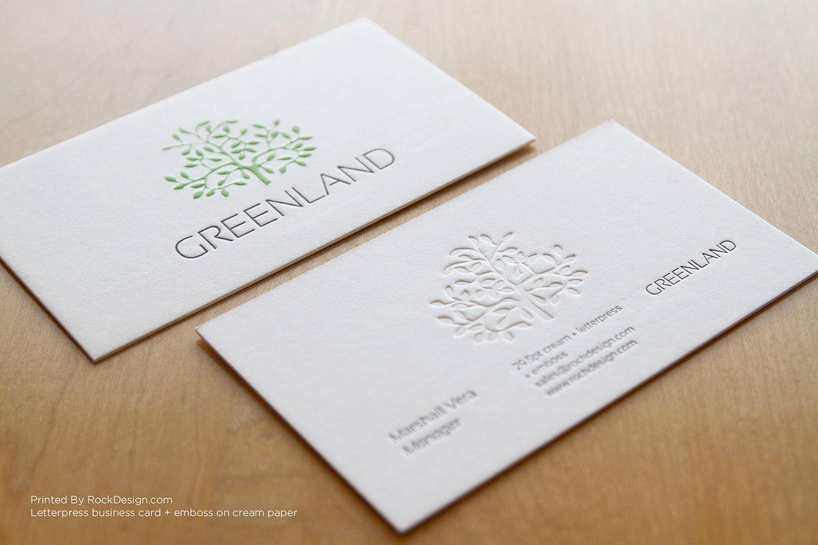 Rockdesign letterpress business cards httpwww rockdesign letterpress business cards httprockdesign letterpress business cards business cards pinterest letterpresses business reheart Choice Image
