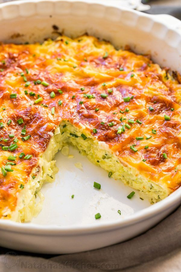 Cabbage Casserole Recipe - NatashasKitchen.com