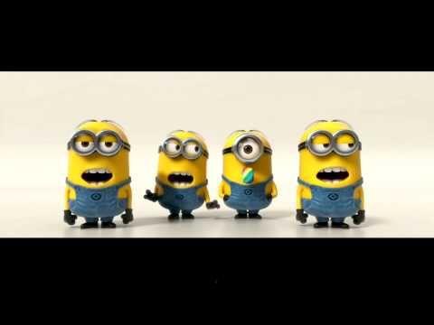 Minions Banana Song Fast Faster Fastest Hq Haha So Funny