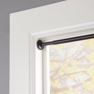Heavy Duty Magnetic Curtain Rods Metal Doors