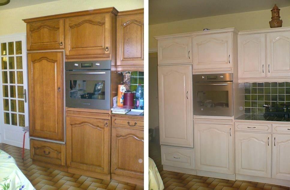 renover un meuble en pin interesting repeindre un meuble de cuisine