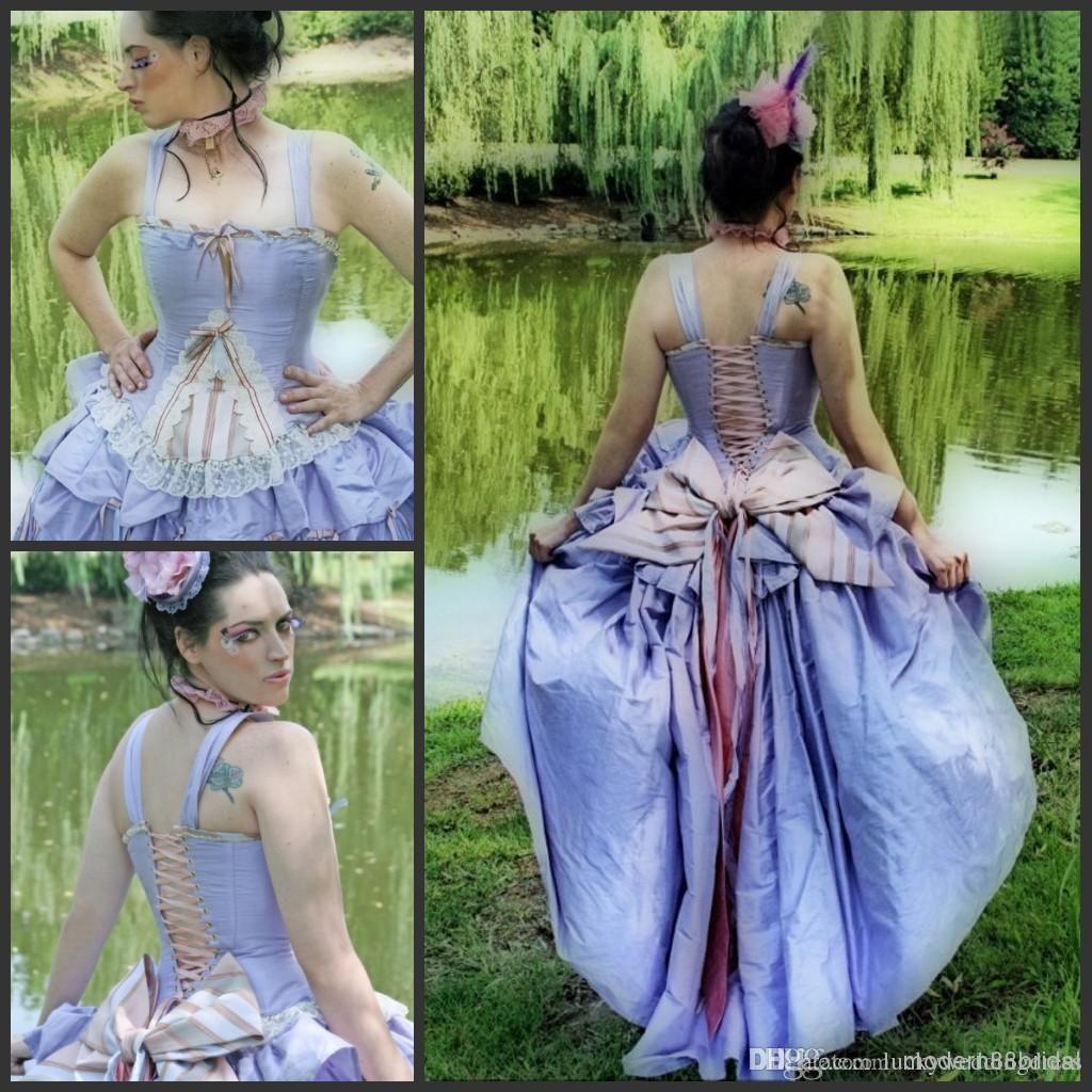 Steampunk Wedding Dress 2014