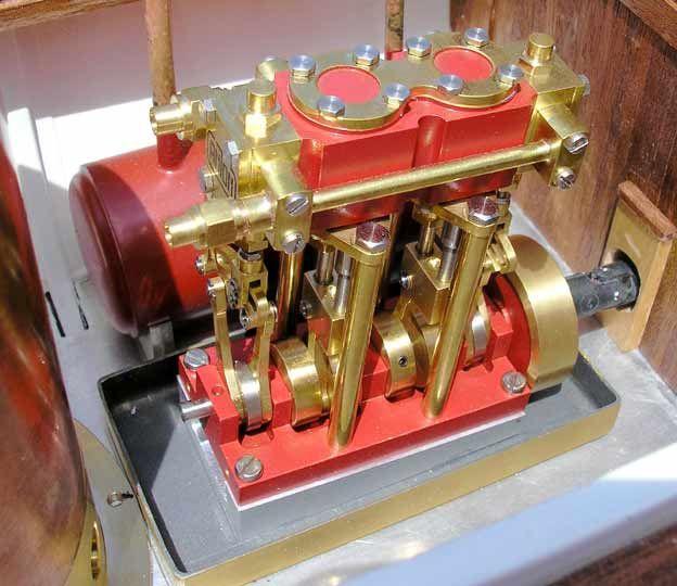 moteur vapeur en d monstration machines vapeur fixes et marines steam power pinterest. Black Bedroom Furniture Sets. Home Design Ideas