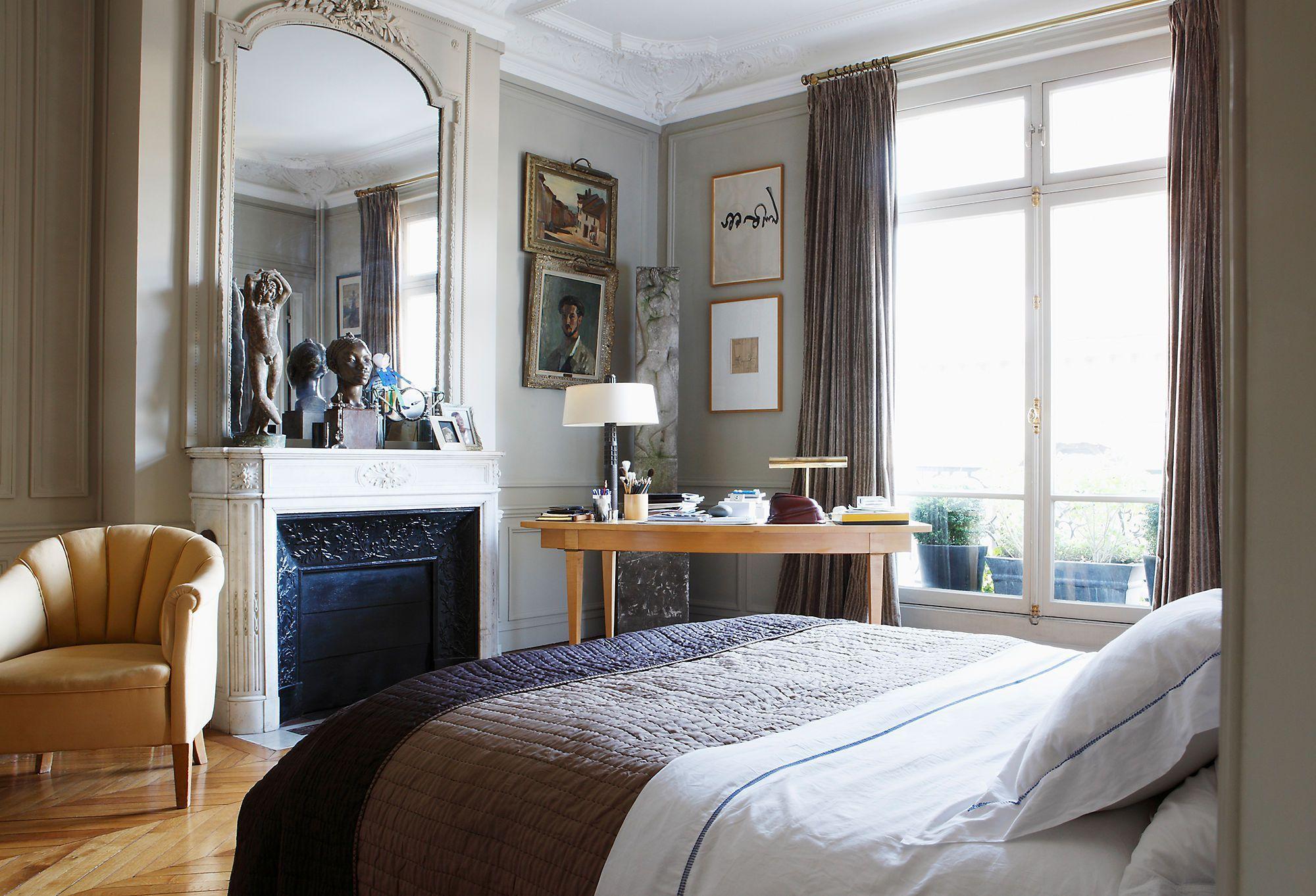 Wake Up in Paris: Create an Elegant Boudoir