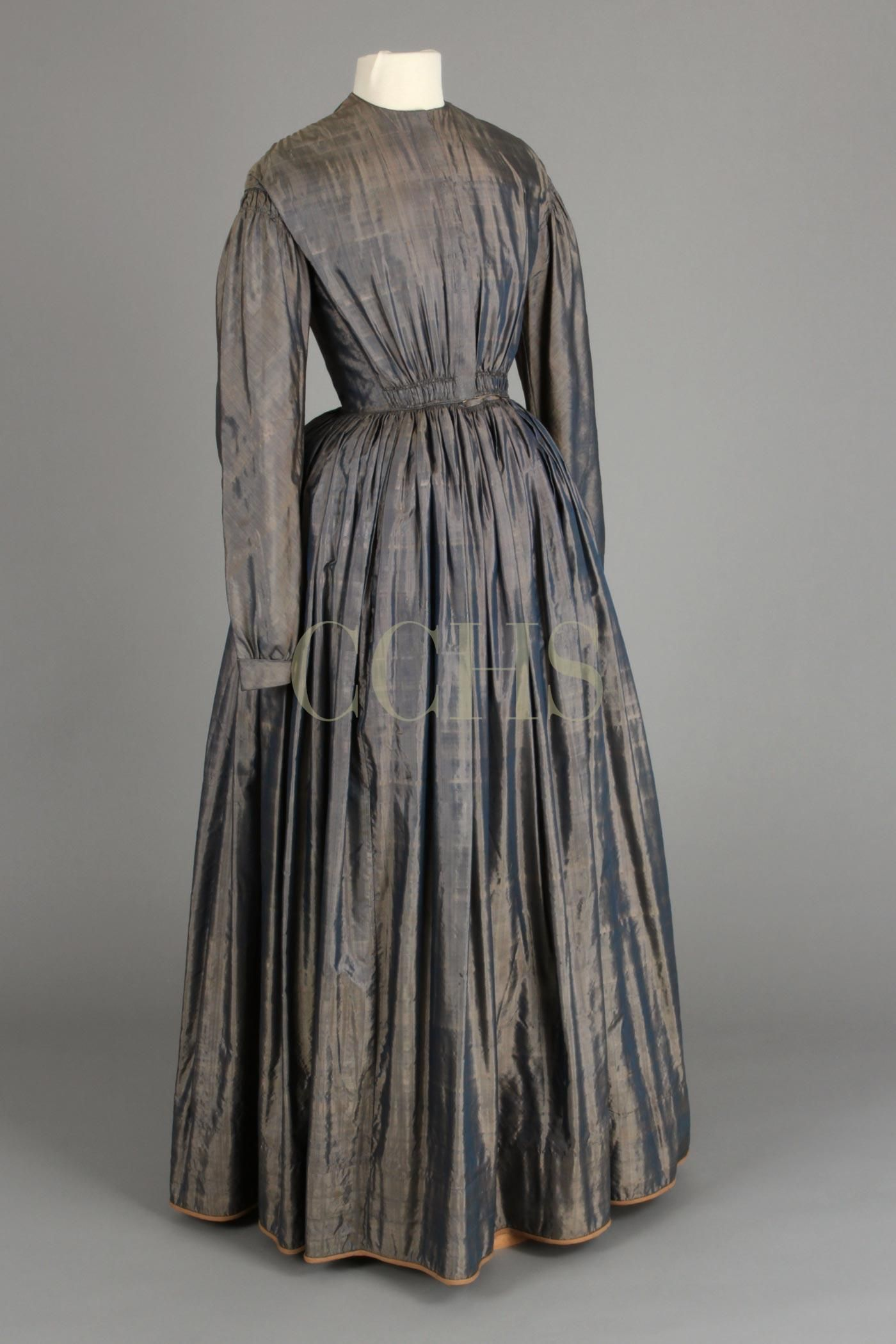 Before The Civil War Chester County Historical Society Poor Clothes 19th Century Fashion Poor Historical Dresses [ 2100 x 1400 Pixel ]