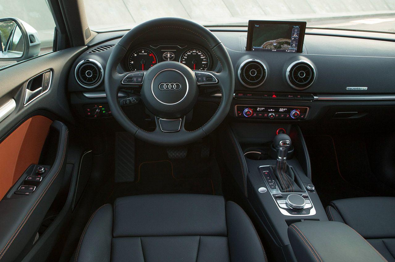 2014 Audi A3 Sportback Interior Audi A3 Sportback Audi A3 Audi
