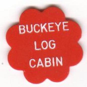 buckeye log cabin tc 70530 in 2020 log cabin buckeye cabin pinterest