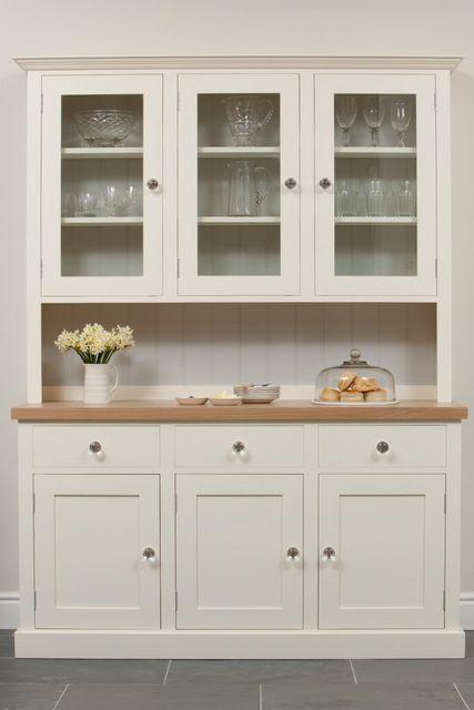 Kitchen Furniture Company: Mrs Brown's Kitchen Dresser From The Kitchen Dresser