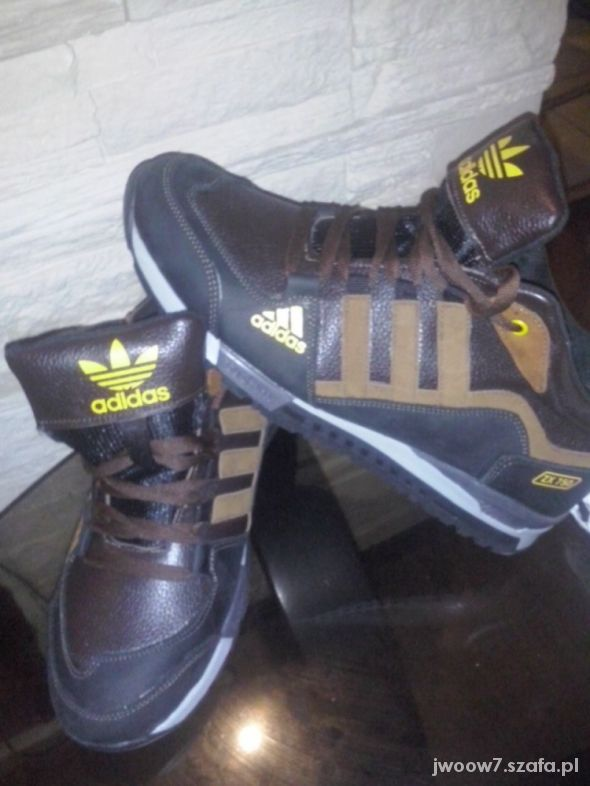 Buty Sportowe Marki Adidas Rozmiar 42 W Obuwie Szafa Pl