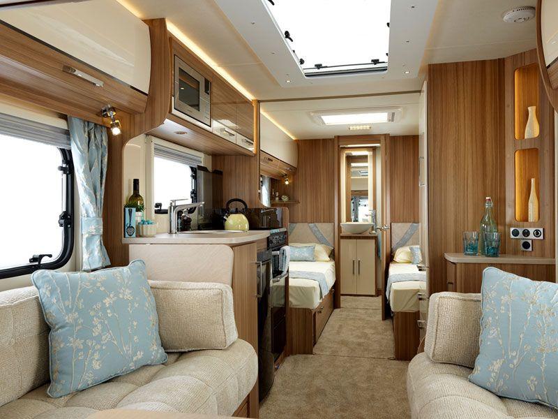 Clubman Sb Lunar Caravans Caravan Interior Clubman Interior