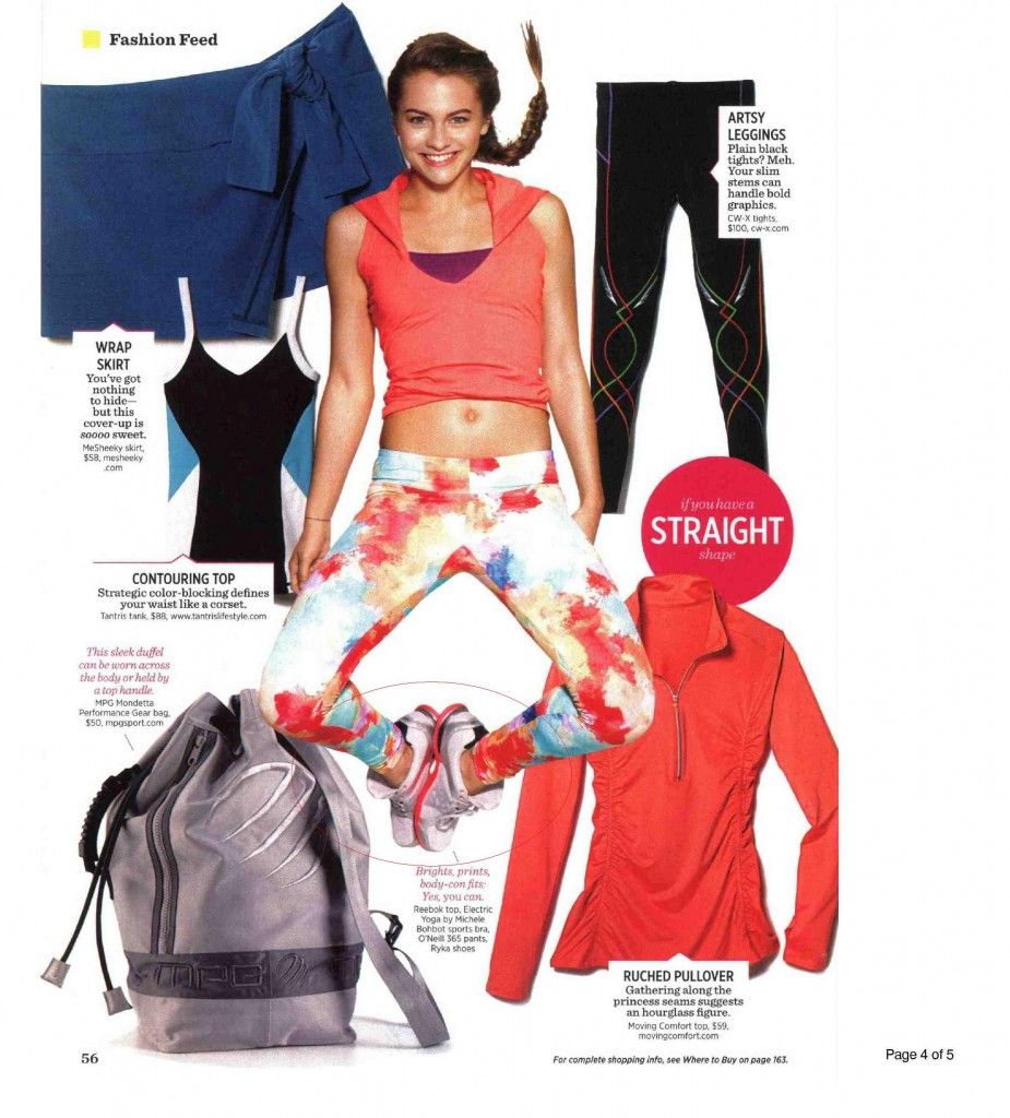 As seen in @Women's Health Magazine, the #Ryka Exertion sneakers