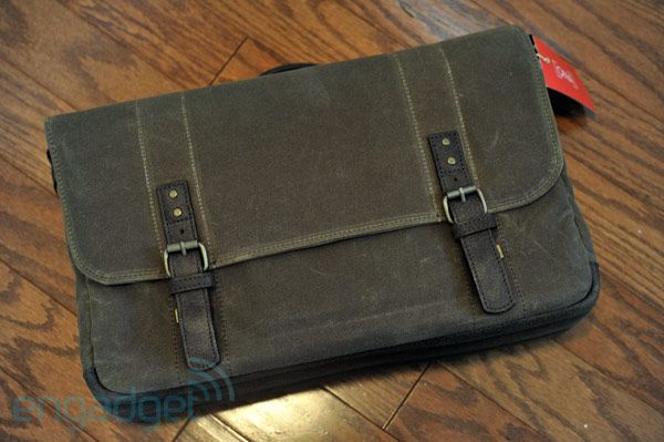 Ona Union Street Dslr Laptop Messenger Bag Review