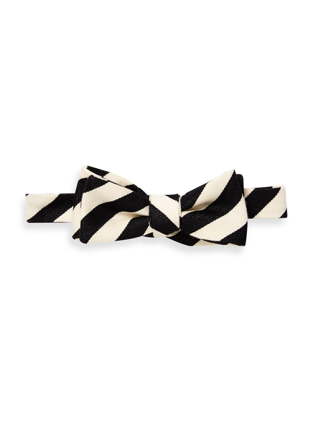 Wide Stripe Bowtie by Band of Outsiders at Gilt