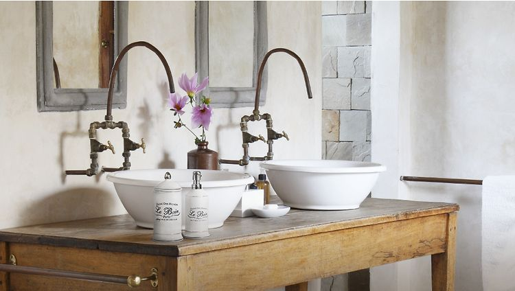 Bagno Shabby | Home & Decor | Pinterest | Shabby, Bagno francese e Bagno
