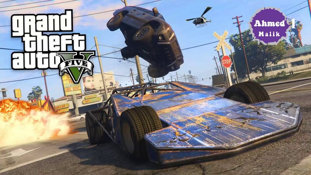 Grand Theft Auto V RELOADED Pc Game 2019 - PlayStation 3