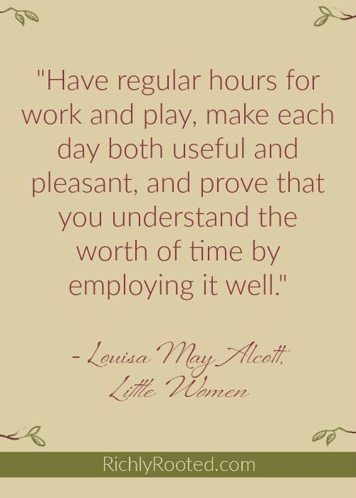 The Little Women Guide to Homemaking Gallery