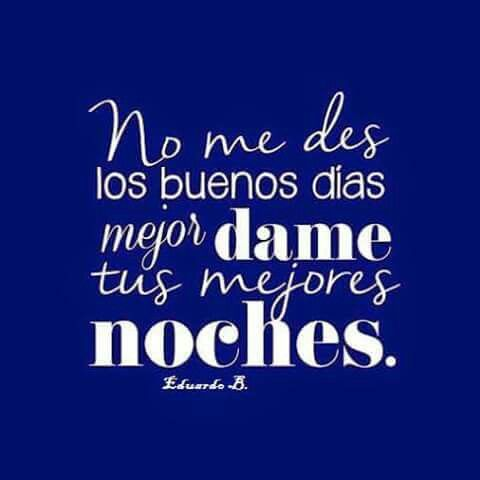 Mejores noches