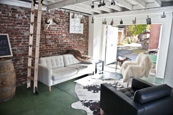 How To Convert A Garage Into Studio Apartment Google Search