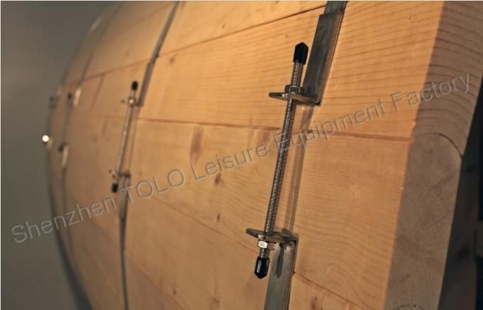 The barrel saunas are so beautiful that they become great ornament for your garden or backyard environment. Description from alibaba.com. I searched for this on bing.com/images