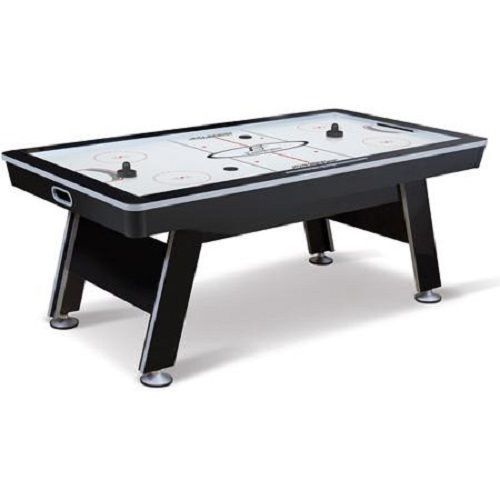 Eastpoint Sports Air Powered Hockey Table Full Size 84 Game Room Indoor Arcade Air Hockey Table Eastpoint Game Room Family