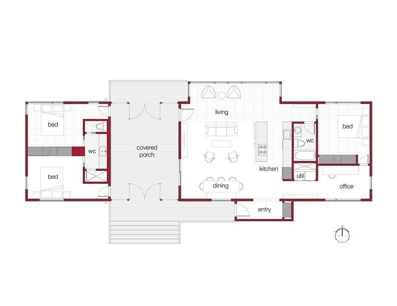 Modern Dogtrot House Plans Luxury Best 25 Dog Trot Floor Plans