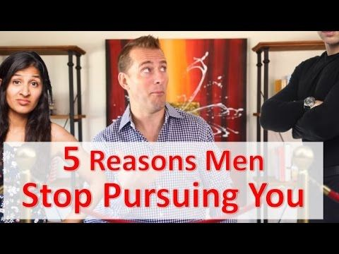 Reasons to stop dating a man