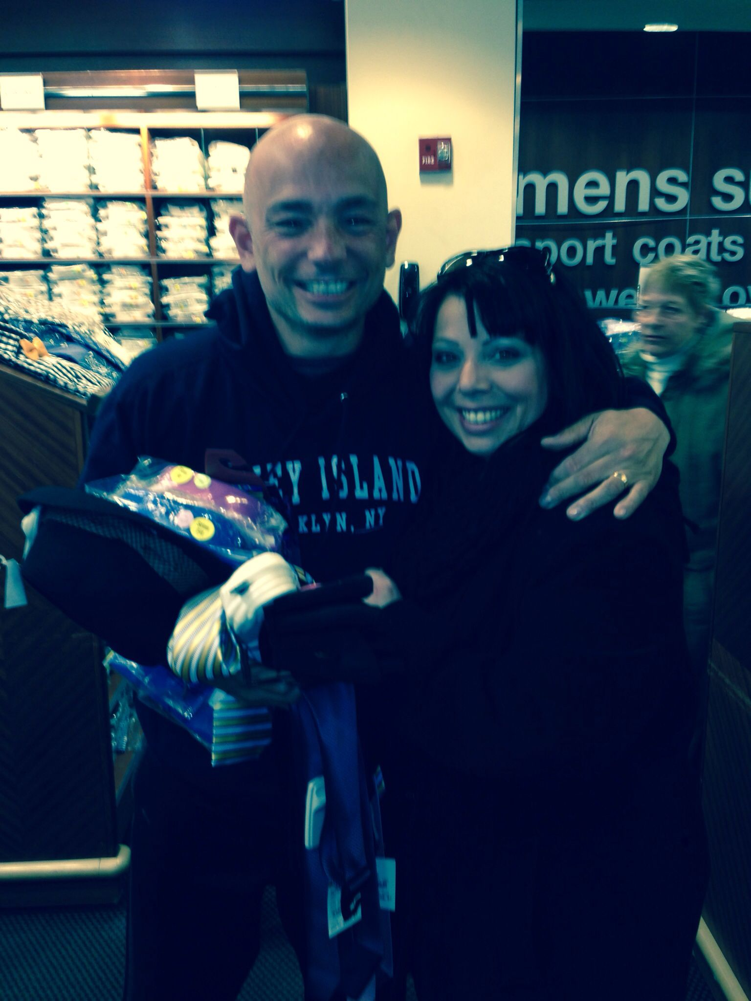 Me And Anthony Melchiorri From Hotel Impossible Travel Channel