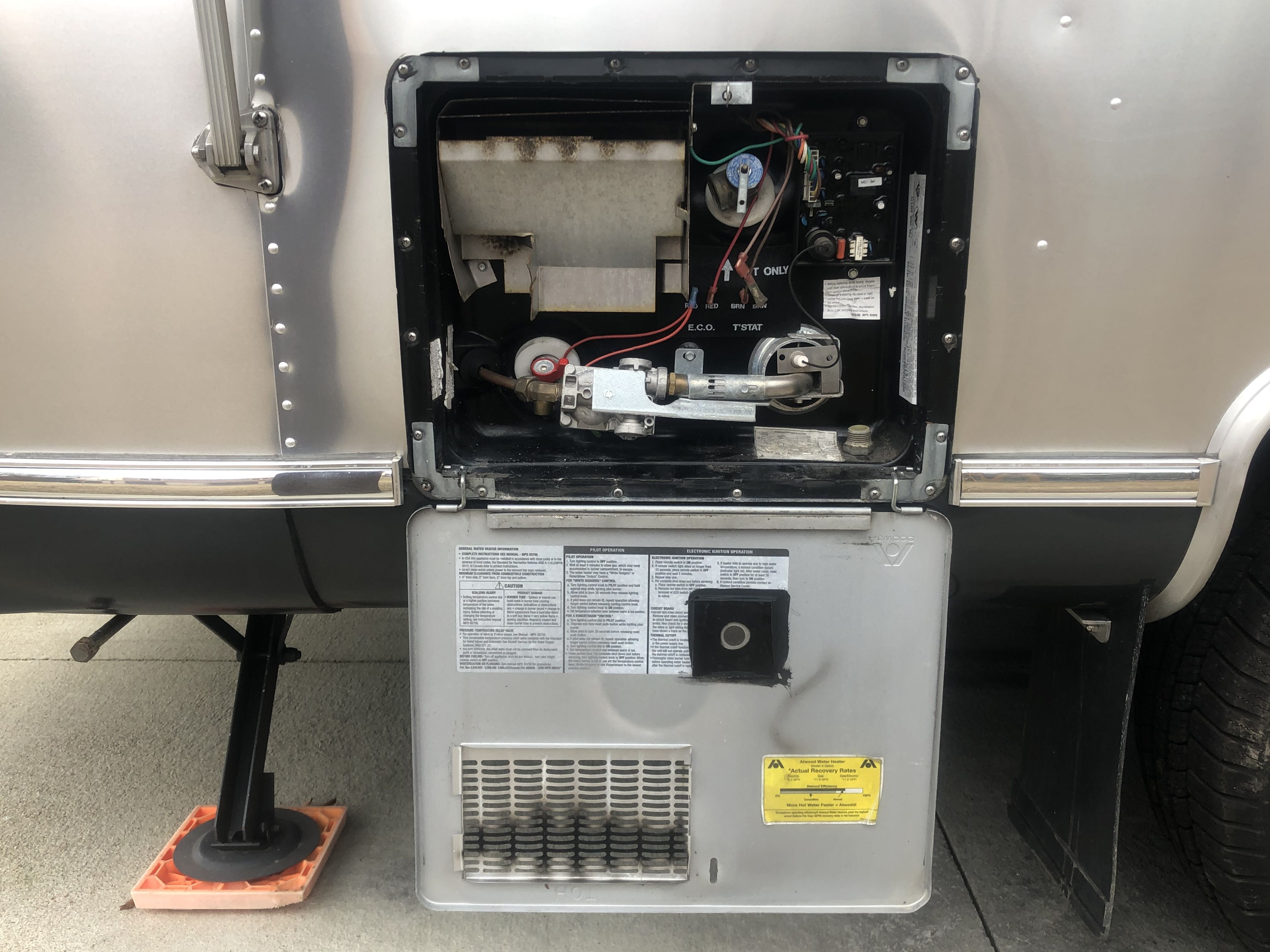Rv Water Heater Gas Valve Troubleshooting