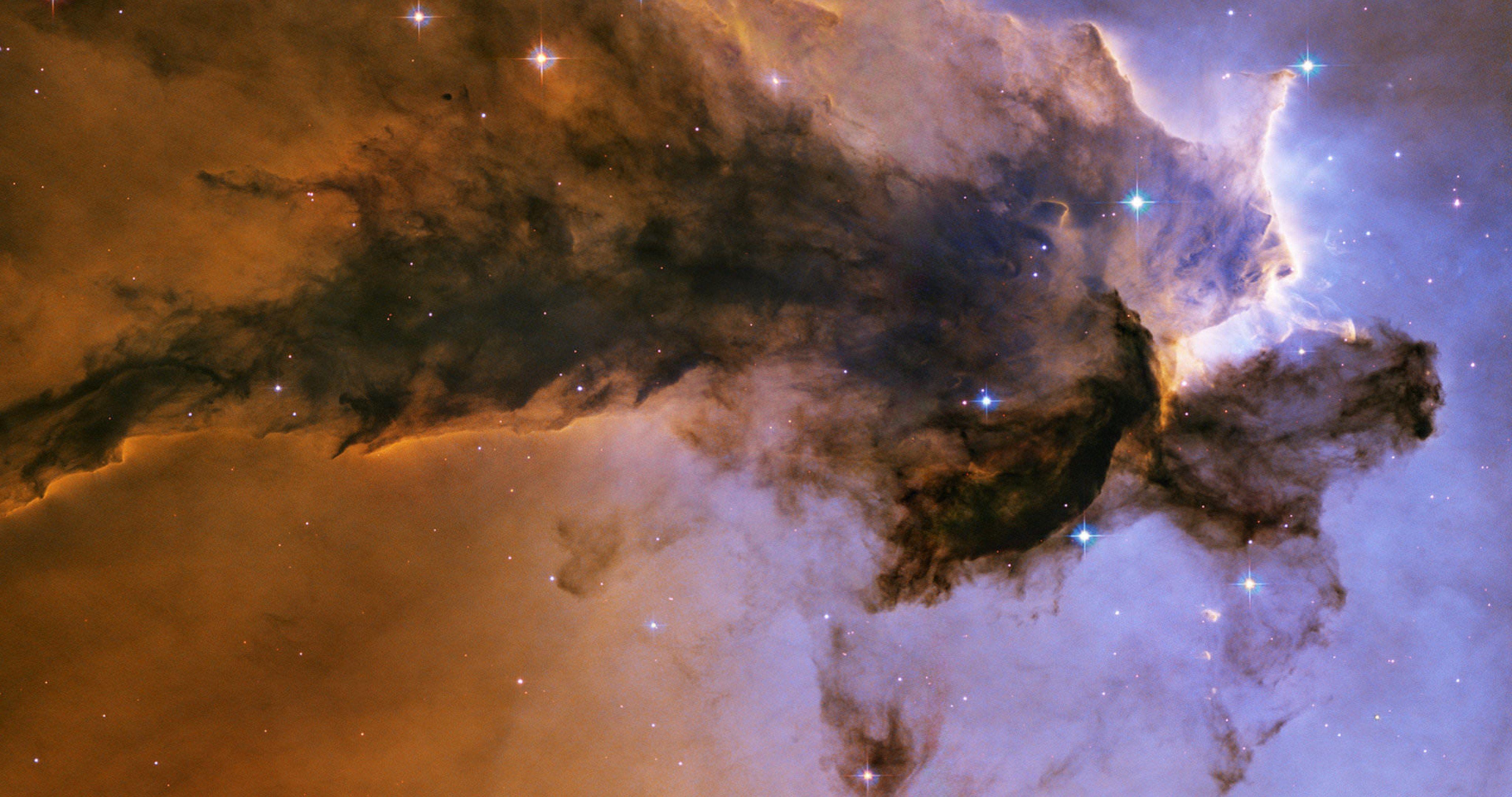 Hubble Nebula Hd 4k Ultra Hd Wallpaper Nebula Eagle Nebula Hubble