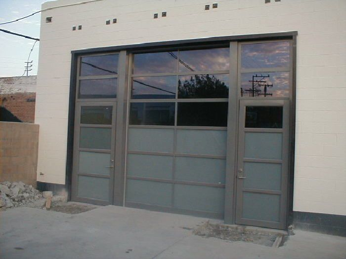 19 Model Bp 450 Size 8 2 X 12 2 Glass Garage Door Minimalist Home Store Front
