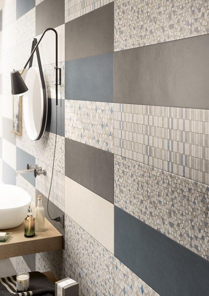 Ceramiche Da Bagno Marazzi.Collezione Clayline Marazzi Ceramiche Novita Pinterest Tiles
