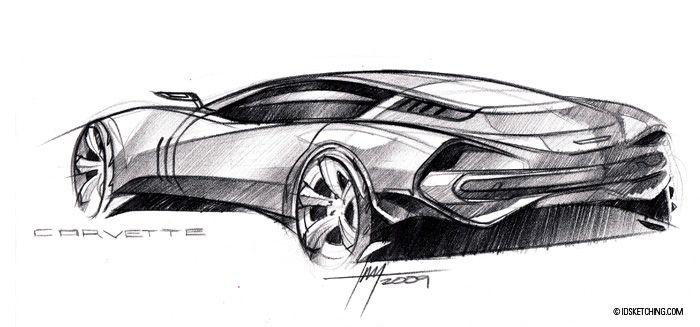 Car Pencil Sketching Tutorial | Pencil sketch tutorial, Sketches and ...