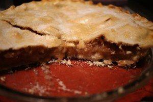 A No-Fail Gluten Free Pie (Part II, The Apple Pie)