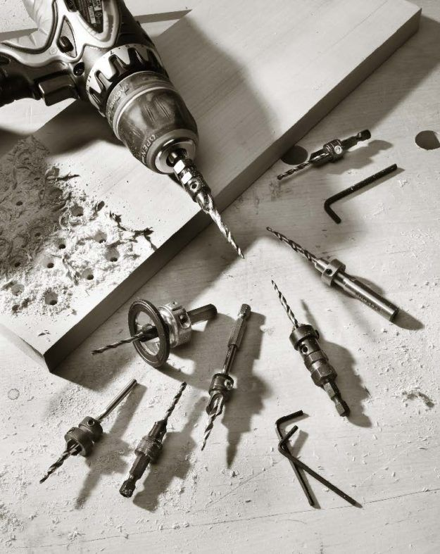 Countersink Bits – More to Them Than You Might Think