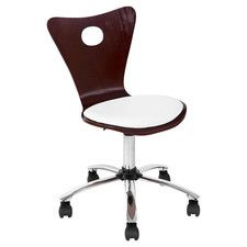LumiSource Valencia Office Chair in Black Review