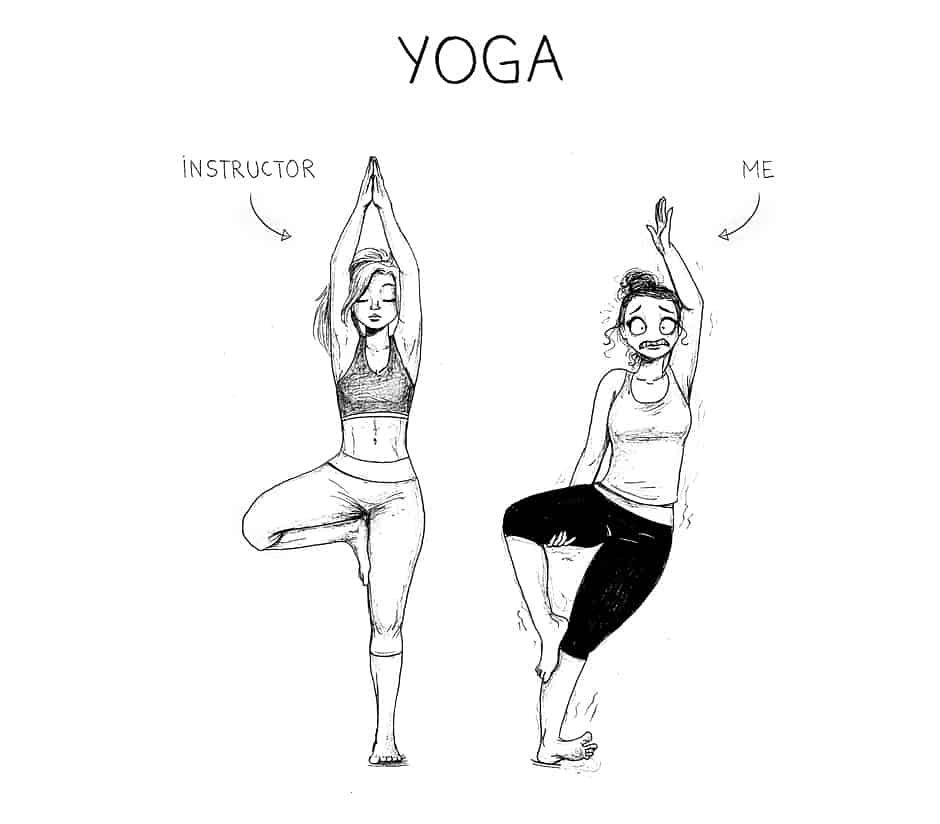 C. Cassandra comics :: Yoga | Tapastic Comics - image 1