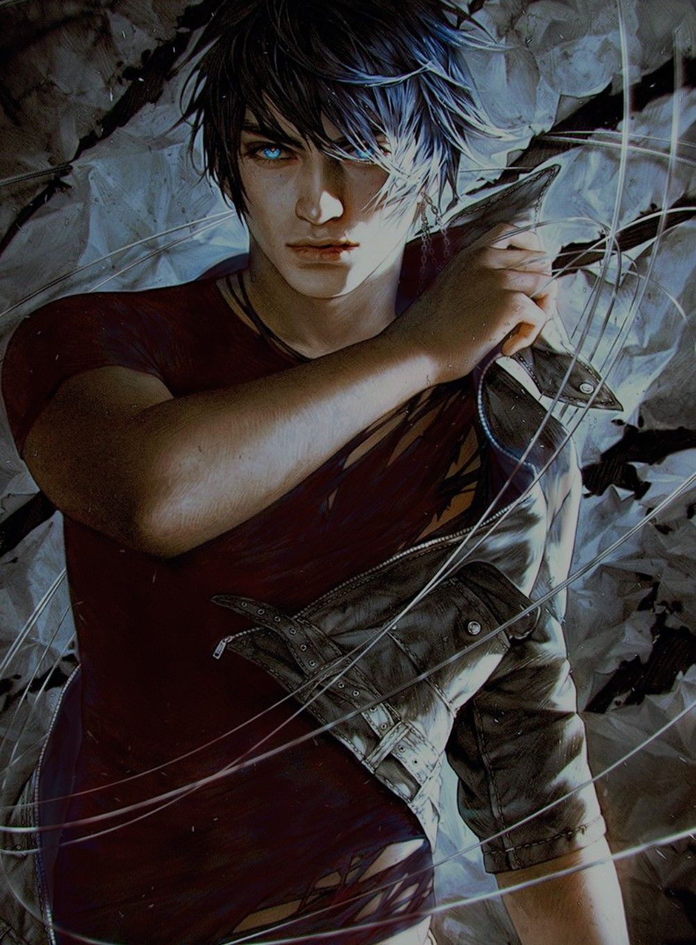 New Story - Son of Hades and Seph