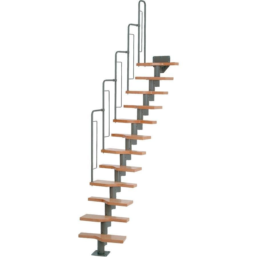 Best Dolle Graz Modular Staircase Kit In 2019 Stair Kits 400 x 300