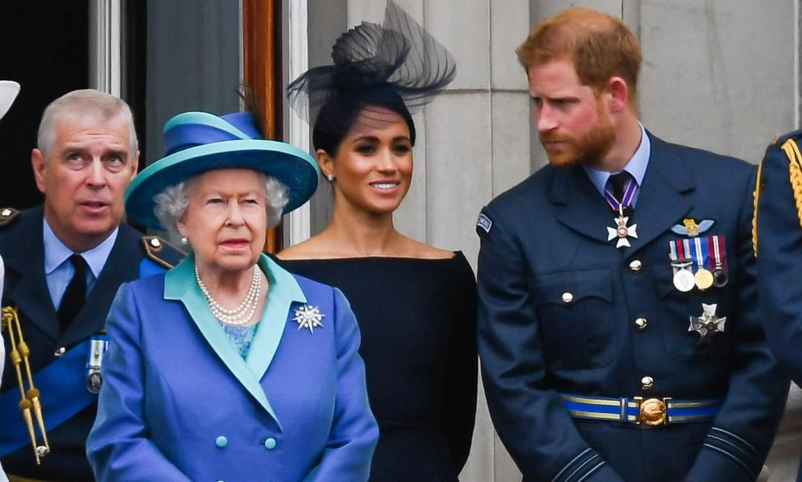 Palace Makes Big Change Following Meghan Markle Prince Harry And Prince Andrew S Royal Departures En 2020 Familias Reales