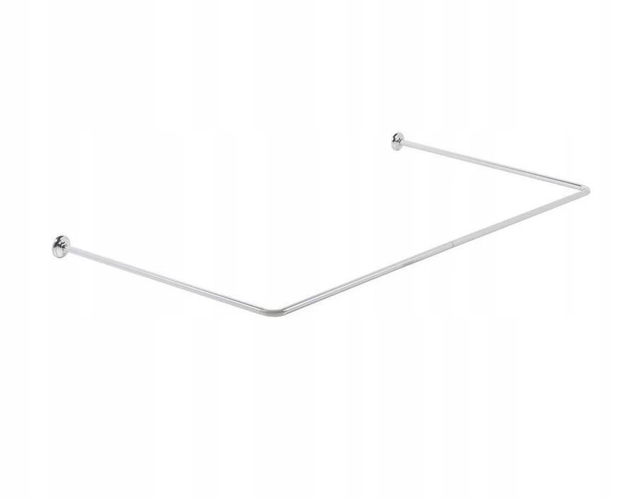 Drazek Zaslony Prysznicowej Lukowy Chrom Asymetryc 8892688675 Oficjalne Archiwum Allegro Line Chart