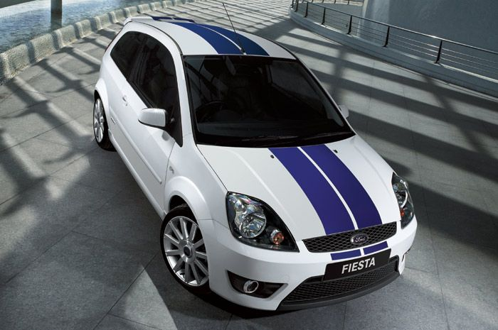 Ford Fiesta! Oh yeah! :)