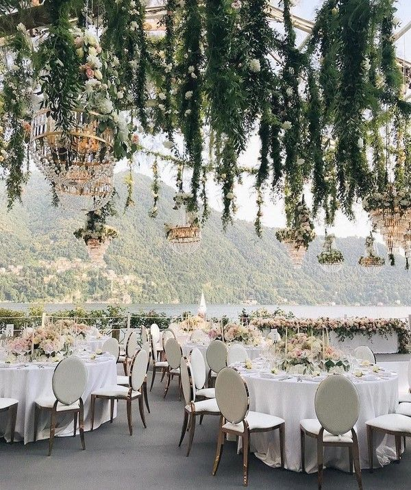 20 Trendy Rustic Fall Greenery Wedding Ideas