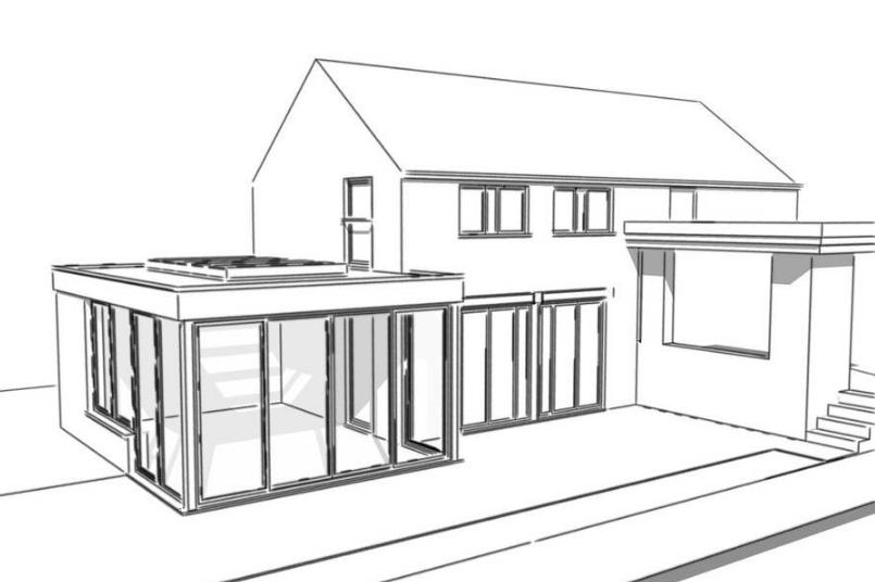 Dessin De Maison Facile 014 05 Choosewell Co Maison Dessin Dessin Maison 3d Plan Maison