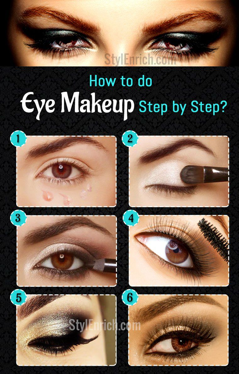 How To Do Eye Makeup An Easy Guide To Learn Eye Makeup Flawlessly