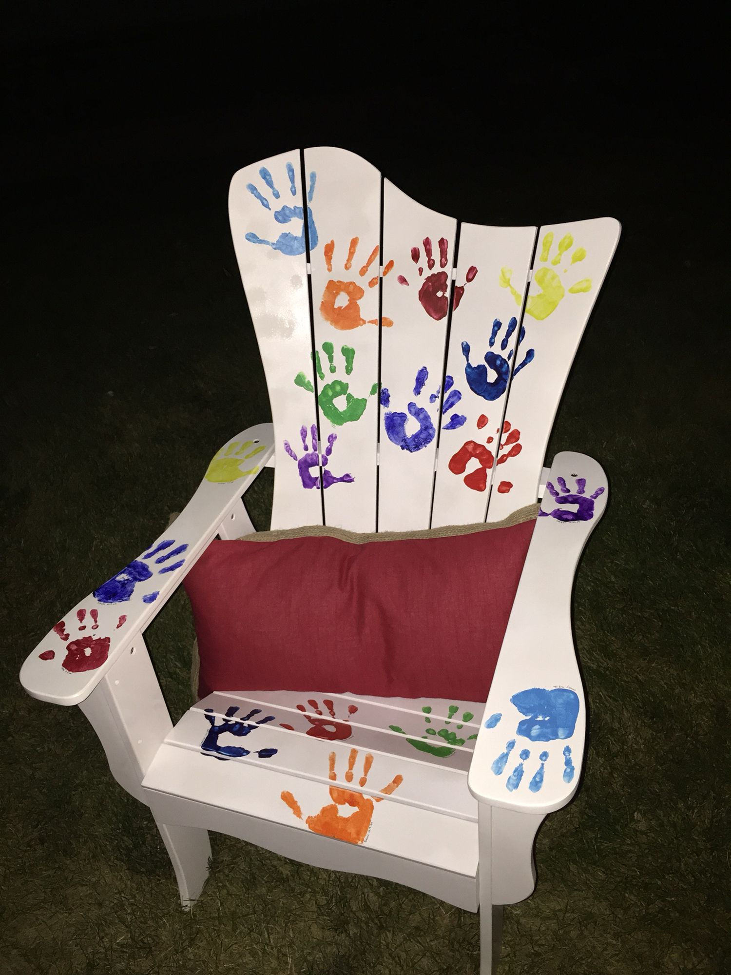 Gift We Made From All Our Kids To Their Grandpa