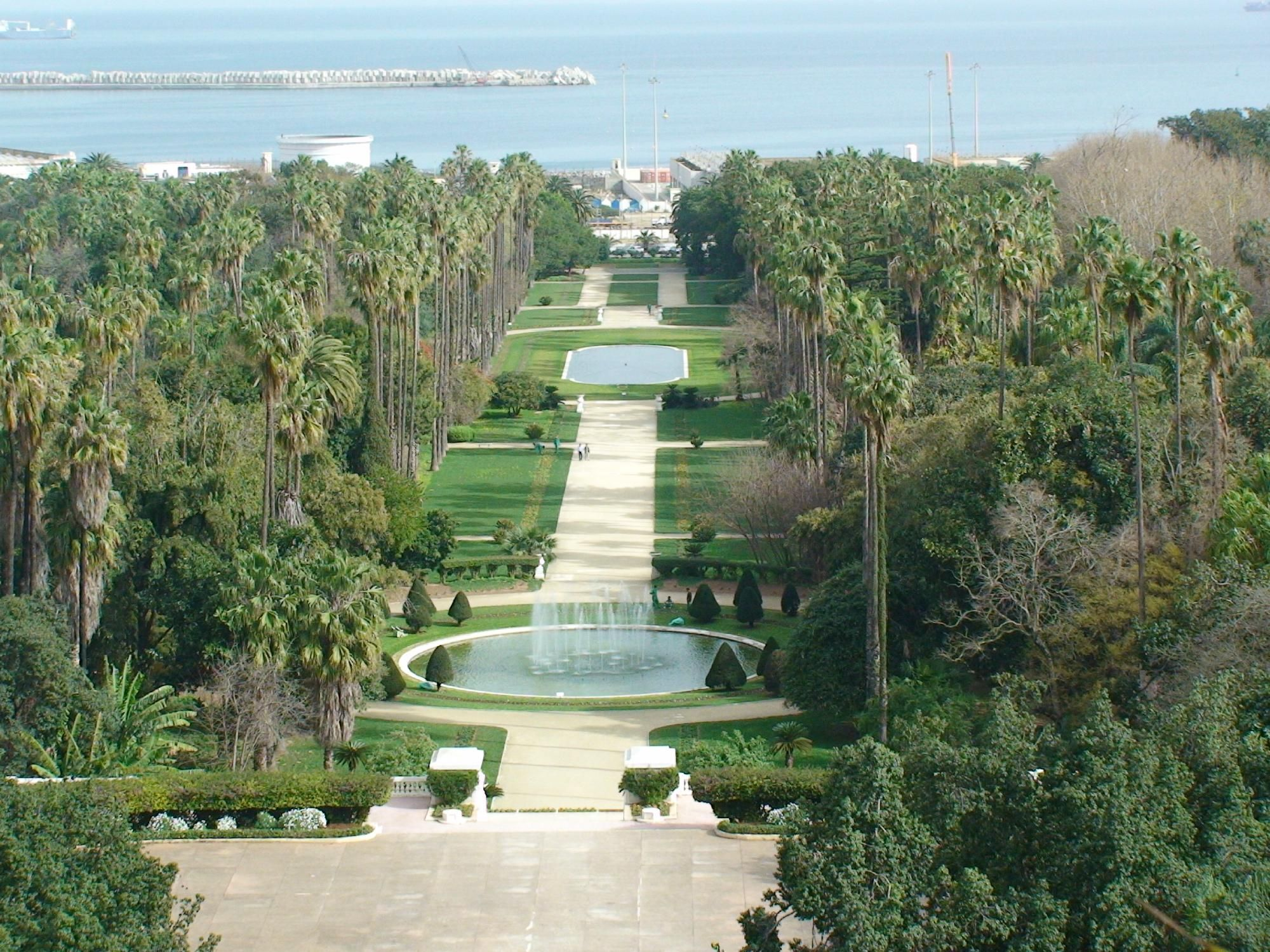 Le Jardin D Essai Du Hamma Algiers All You Need To Know Before