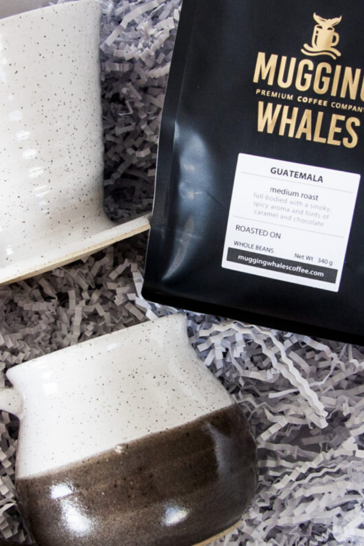 Mugging Whales, Local Coffee Roasters from Winnipeg