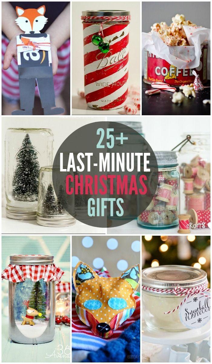 Easy Christmas Gift Ideas   Lil\' Luna   Pinterest   Christmas ...