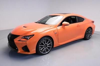 2016 Lexus RC F Base Coupe 2 Door
